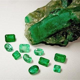 Gem Stones by Shuja International